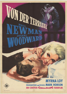 Rehak - Von der terrasse (From the terrace  - Paul Newman, Joanne Woodward) - 1960