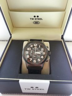 TW Steel Coronel Dakar Limited Edition 189 / 250 Men's wristwatch