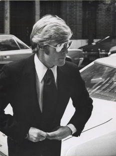 Ron Galella (1931-) - Robert Redford - 1974