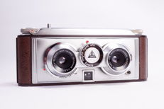 Tower stereo camera