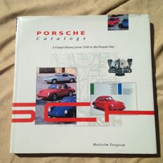 Book; Porsche Catalogs - Malcolm Toogood, 128 pages