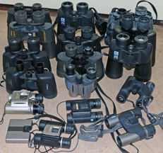 17 x Minolta binoculars for the handy repairman
