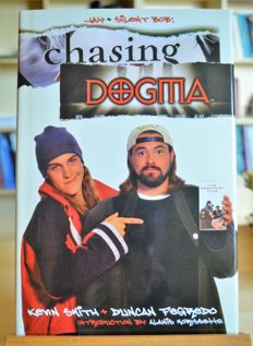 Chasing Dogma - Kevin Smith And Duncan Fegredo - Signed limited edition - x1 Off trade (1999)