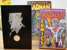 The Complete Madman x2 Volumes - Presented In Slip Case - Mike Allred And Laura Allred - Signed Limited Editions - (1996)