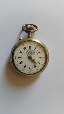 Railyway Regulator - For the Turkish market - Men's pocket watch - 1901-1949