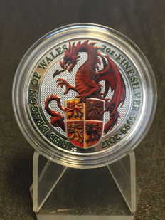 Great Britain - 5 pounds 2017