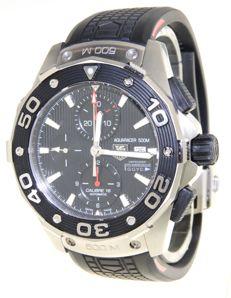 TAG Heuer Aquaracer Oracle - Limited Edition - Horloge - (our internal #7457)
