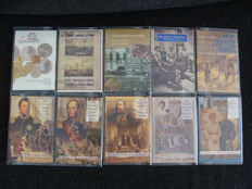 The Netherlands - Annual sets 1992/2001 'Holland Coin Fair' (10 different sets) complete