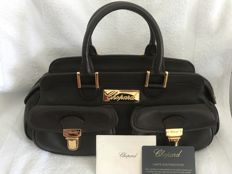 "Chopard – exclusive handbag – ""Baguette"" model."