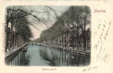 Haarlem 80 x (old to very old postcards)