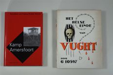 Lot with 6 editions about The Netherlands during the German occupation - 1982/2004