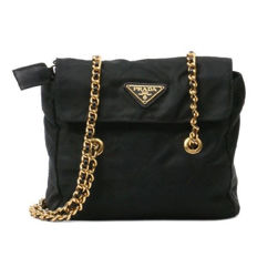 Prada - Shoulder bag with chain strap
