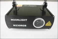 RGB laser Moonlight
