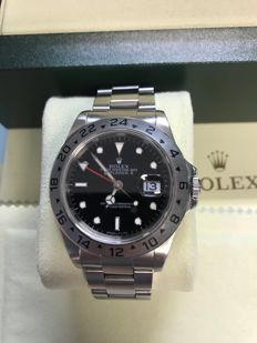 Rolex — Explorer II — 16570 — Men — 1990-1999