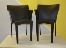 Designed by Philippe Starck – Super Glob armchair (x 2)