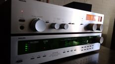 Philips 22 AH 305 amplifier and AH 106 tuner out