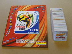 Panini - World Cup 2010 South Africa Empty Album + Complete set of 640 stickers.