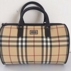 Burberry London - Nova check Handbag