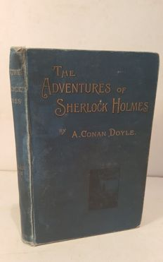 Arthur Conan Doyle - The adventures of Sherlock Holmes - 1898