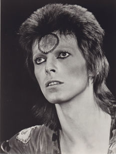 Mick Rock (1948) - David Bowie - Ziggy Stardust - 1973