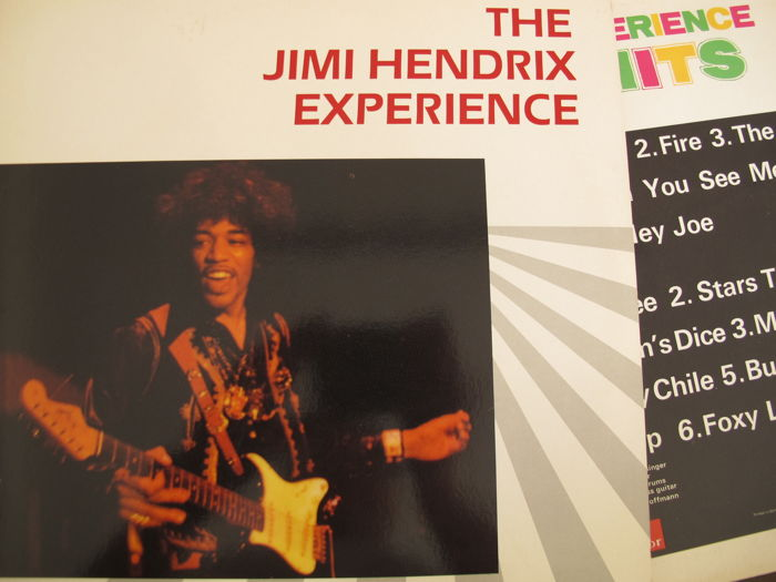 Nice Lot with 4 Great Jimi Hendrix & The Experience Albums