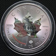 Canada - 5 dollars 2015 