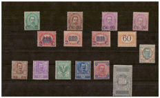 Kingdom of Italy, lot of stamps with excellent appearance.