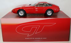GT-Spirit - Scale 1/12 - Ferrari 365 GTB/4 Daytona 1968 - Red