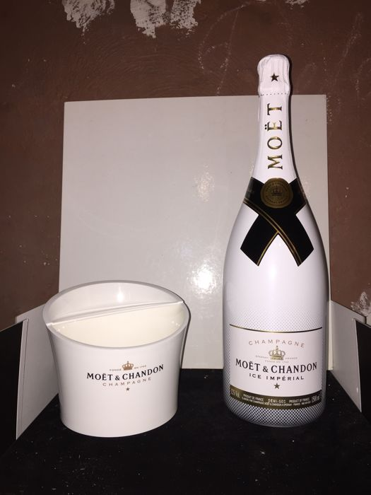 Moet & Chandon Ice Imperial Demi-Sec Champagne - 1 magnum (1.5 L)