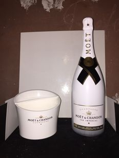 Moet & Chandon Ice Imperial Demi - Sec Champagne - 1 magnum (1.5 L)