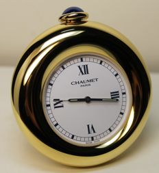 Chaumet – table clock – C0187 – Unisex – 2000–2010.