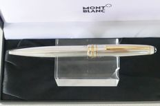 Montblanc Solitaire Classique ballpoint pen solid 925 Sterling silver