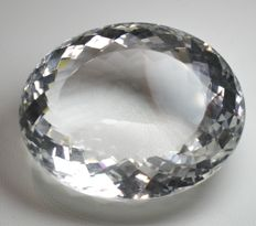 Rock crystal - 383.29 ct.