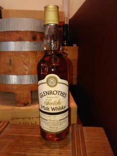 Glenrothes-Glenlivet 8 years old - old bottling
