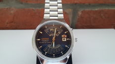 Orient Japan - Men's wristwatch (Multi Year) Perpetual Calendar -  1980-89's.