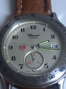 Chopard Chronograph Mille Miglia – men's watch – Limited Edition No.493/500 – from 1992