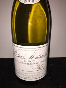 2008 Louis Latour Bâtard-Montrachet Grand Cru - 1 bottle (75cl)