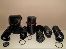 Various lenses