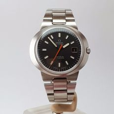 Omega Dynamic automatic black dial 1969