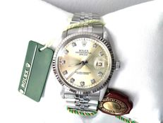 Rolex Perpetual Oyster Datejust – Men's