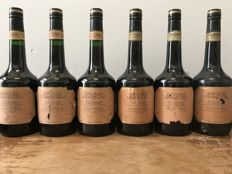 "1985 Banyuls dry Terres des Templiers Grand Cru ""Ancestral"" - Total 6 bottles"