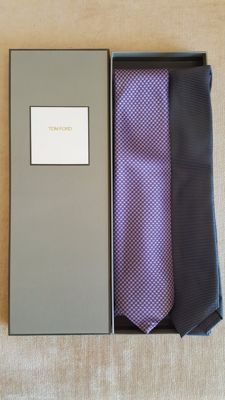 Tom Ford - 2 Silk ties