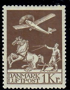 Denmark 1851/1937 - Collection on Album Pages