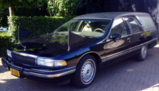 Buick - Hearse- Roadmaster - LT1 engine - 1994
