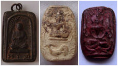 Amulets - Thailand - Late 19th century to early 20th century