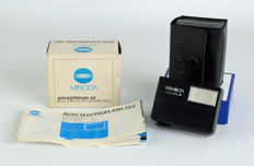 MINOLTA electronic CLE flash