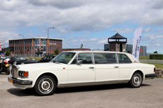 Rolls-Royce  - Silver Spur Stretched Limousine - 1984