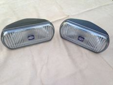 Hella 300 fog light;, mounting below bumper Porsche 930