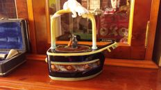 Minton Cat and Mouse Teapot