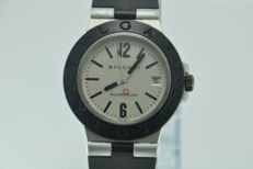 Bvlgari Diagono Automatic Aluminum Watch - REf. AL 38 A